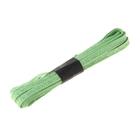 Twine decorative, color green