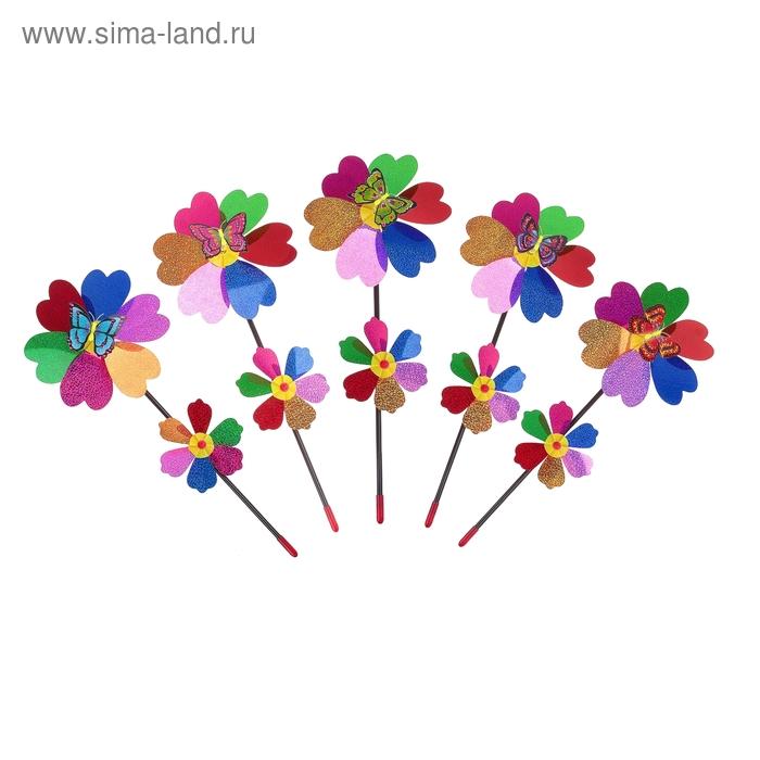 "Ветерок ""Цветочки"", цвета МИКС"