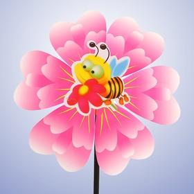 Ветерок «Насекомые с крыльями», цвета МИКС