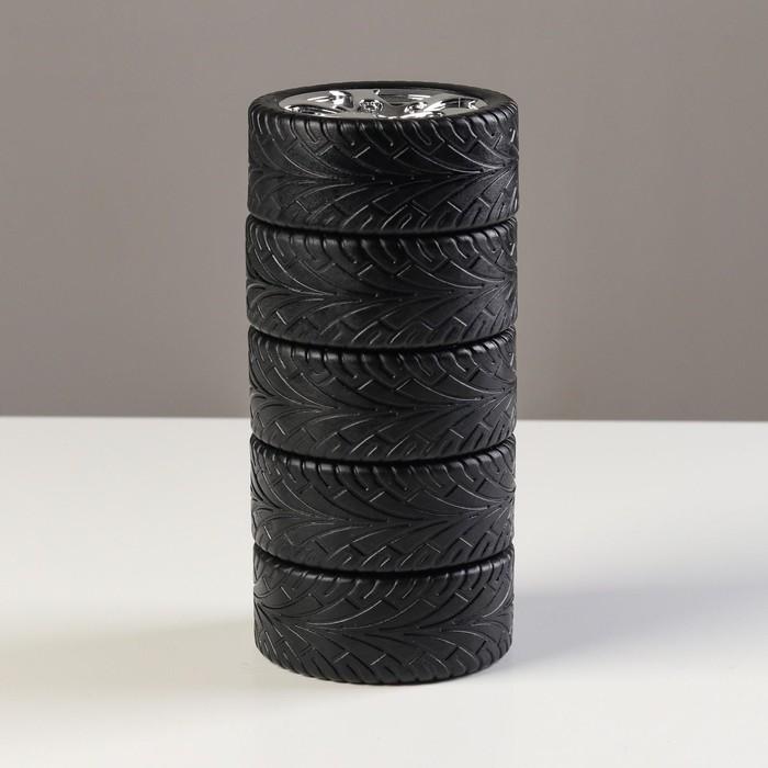 "Термос ""Авто колёса"", 300 мл, 17х8 см"