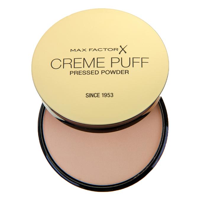 Тональная крем-пудра Max Factor Creme Puff Refill, тон 50, naturel, 21гр