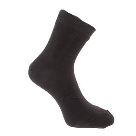 Носки мужские, размер 25-27 (24-28 см), цвет черный GSm-614 614