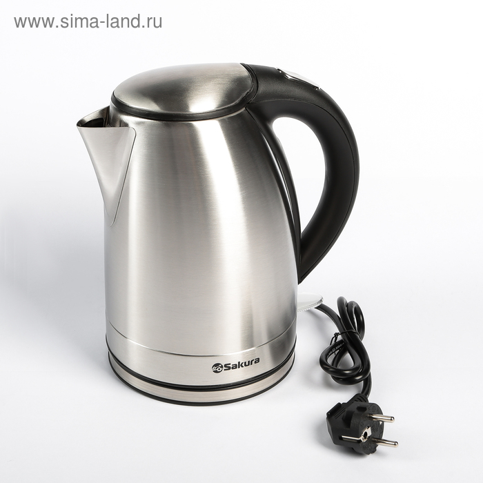 Чайник электрический Sakura SA-2118S, 1,7л