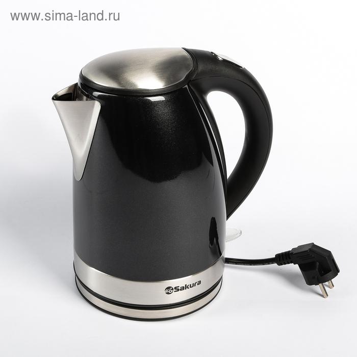 Чайник электрический Sakura SA-2118C, 1,7л