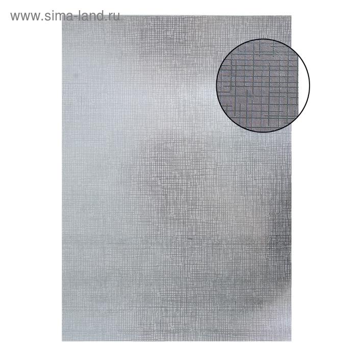 """Бумага """"Серебряные полосы"""", набор 20 листов, плотность 120 гр"""