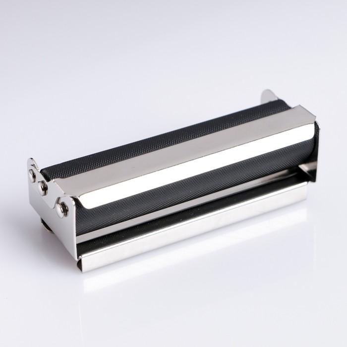 Металлическая машинка для скручивания сигарет
