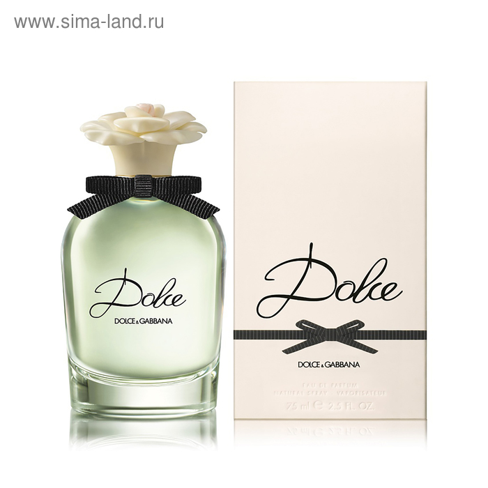 Парфюмированная вода Dolce&Gabbana Dolce, 75 мл