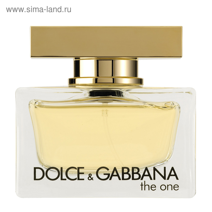 Парфюмированная вода Dolce&Gabbana The One, 75 мл