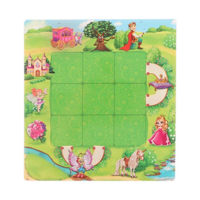 Магнитная игра «Царство принцессы»