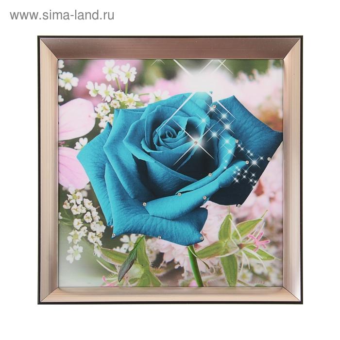 """Картина """"Искренность"""" роза"""