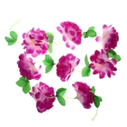 """Гавайская гирлянда """"Пион"""" цвет фиолетовый"""