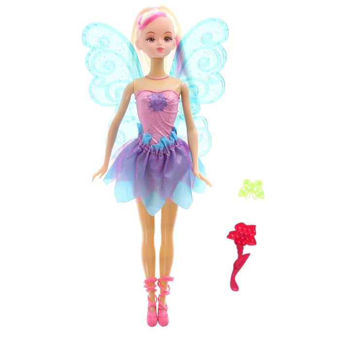 Кукла «Ирэн-2», фея с крыльями, МИКС, в пакете