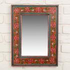 "Зеркало ""Красные цветы"""