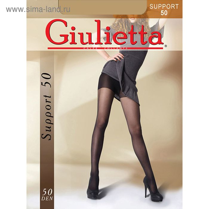 Колготки женские Giulietta SUPPORT 50 (visone, 4)