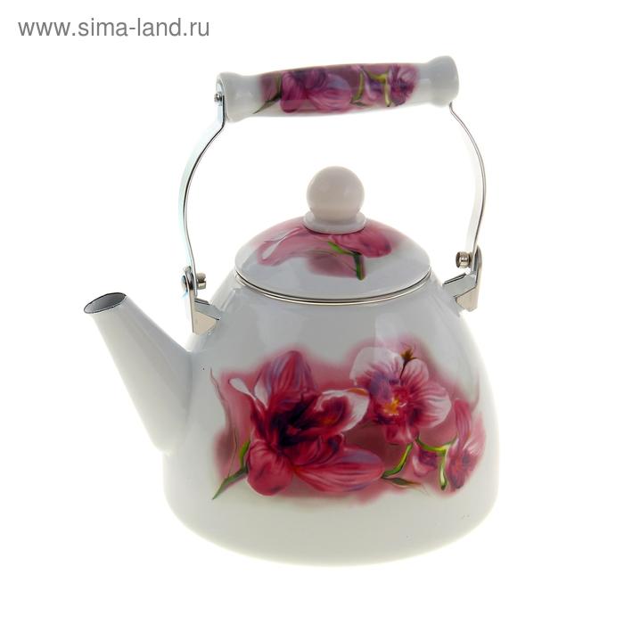 """Чайник 3 л """"Орхидея"""""""