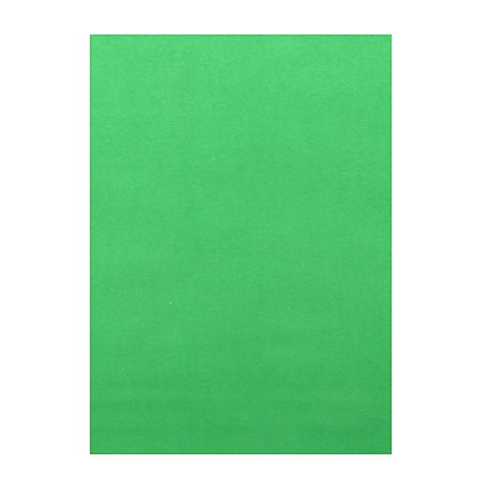 """Бумага цветная А4, 100 листов """"Палитра колор"""" Интенсив зеленая, 80г/м2"""