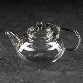 Чайник заварочный «Мария», 400 мл, с металлическим ситом