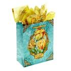 Ароматизированный набор для упаковки подарка «Роскошный тюльпан», MS 18 х 23 х 8 см