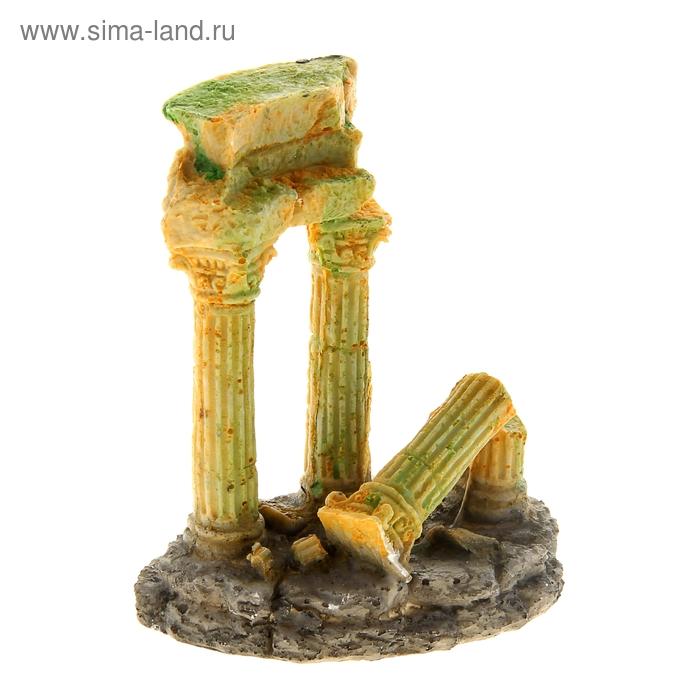 "Аквадекор ""Руины"", 14 х 12 х 7 см"