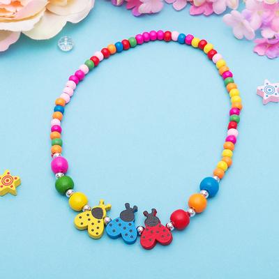 """The beads baby """"Vibracula"""" ladybugs, MIX color"""