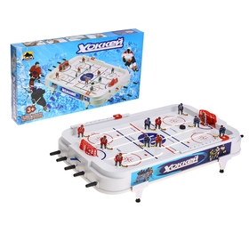 "Table hockey ""Match"", flat players"