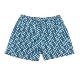 Трусы-шорты для мальчика, рост 98 см (3 года), цвет МИКС/набивка М246_Д