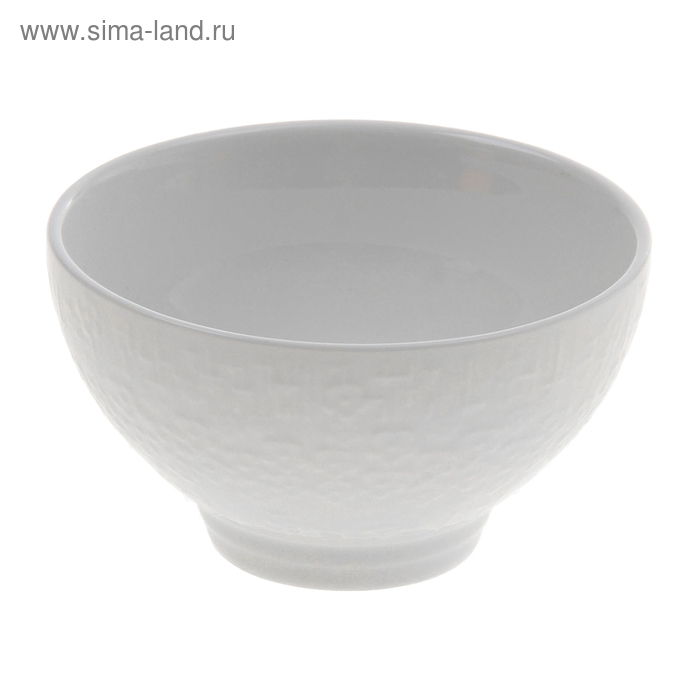 "Миска ""Вербена"" 300 мл 11х6 см, белый"