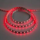Led light strip 12V, SMD5050, 5m, IP33, 60 LED, 14.4 W/m, 14-16 LM/LED 1 DC, RED