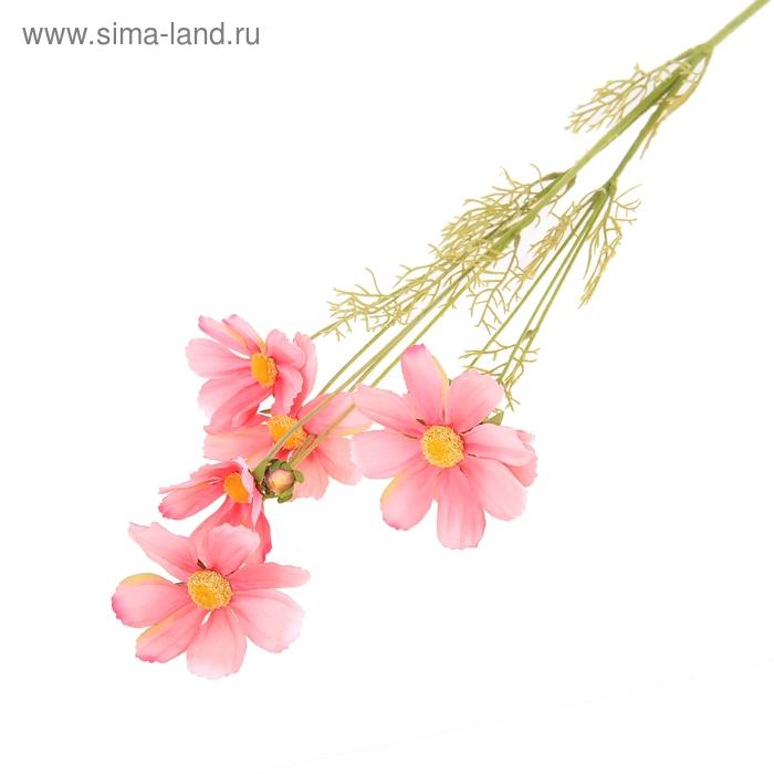 """Цветы искусственные """"Розовые космеи"""""""