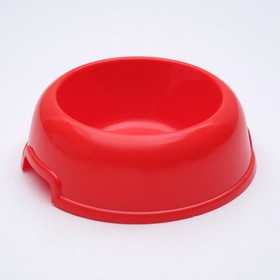 Bowl 0.3 l, red
