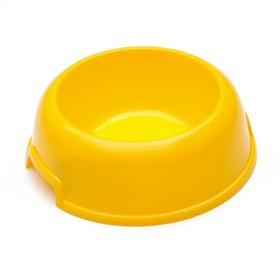Миска 0,3 л, желтая Ош