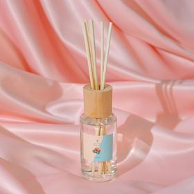 Диффузор ароматический 'Queen Fair' 50 мл, палочки 7шт, аромат ягодный Ош