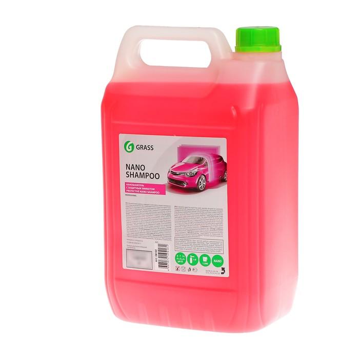 Наношампунь Nano Shampoo, канистра 5кг