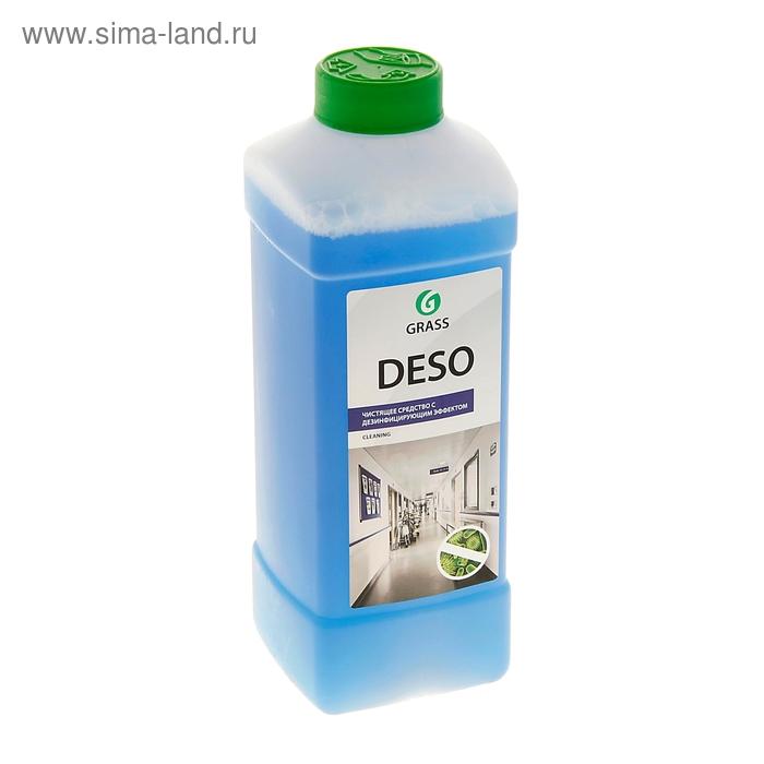 Средство для чистки и дезинфекции Deso 1 кг