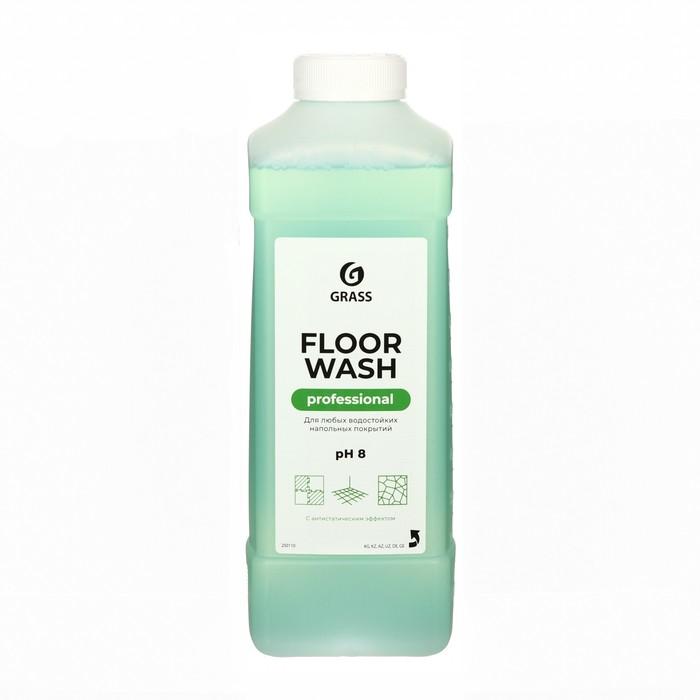 Средство для мытья полов Floor Wash, канистра 1кг