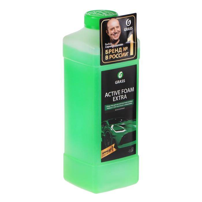 Активная пена Active Foam Extra, канистра 1 л