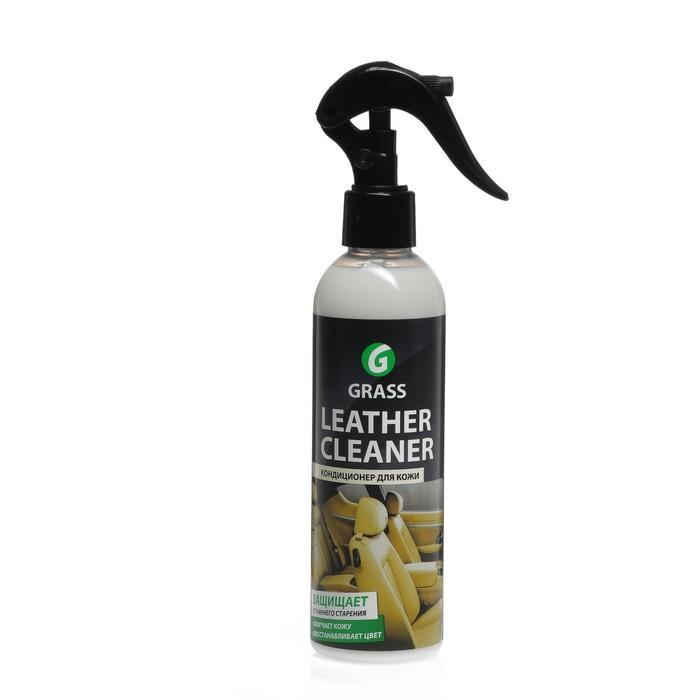 Очиститель кожи Grass кондиционер, 250 мл, триггер