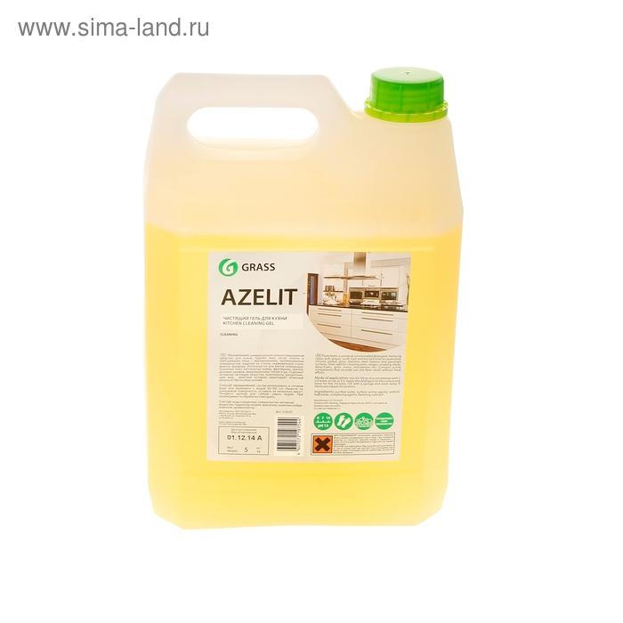 Чистящее средство для кухни Azelit гелевая формула, 5кг