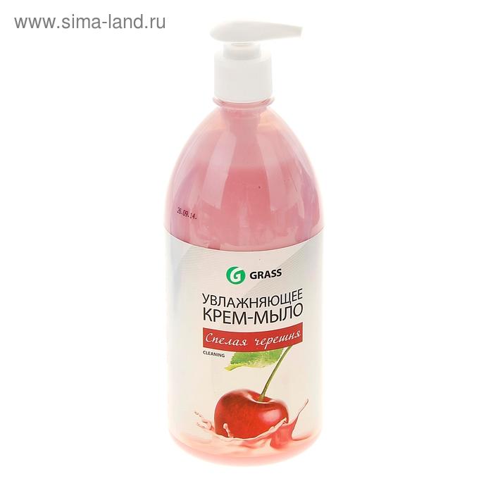 Жидкое крем-мыло Milana  спелая черешня с дозатором 1л
