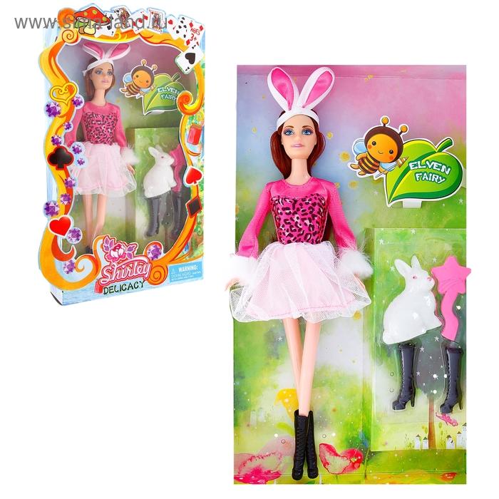 """Кукла """"Алиса"""" в карнавальном костюме, с аксессуарами цвета МИКС"""