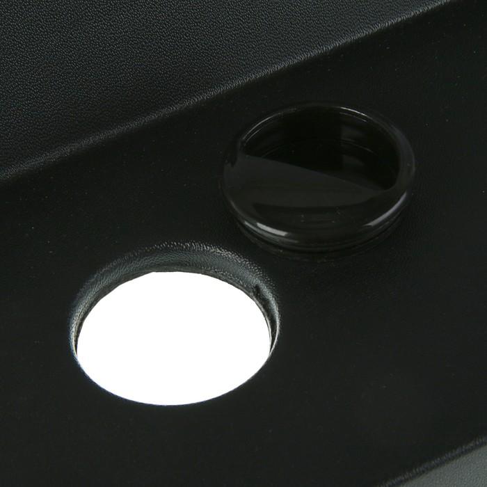 Террариум с крышкой 45л, 55 х 33 х 25 см