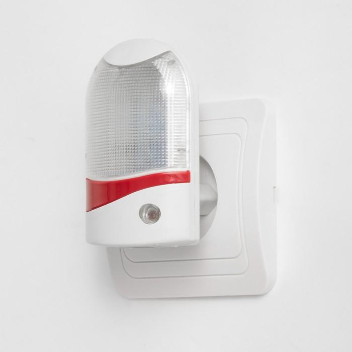 """Ночник """"Маленький робот"""" с датчиком света МИКС - фото 114300"""