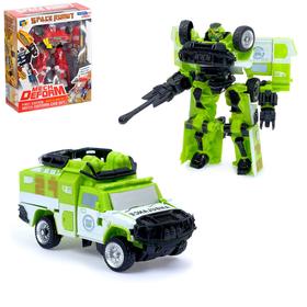 Робот «Автобот-Спасатель»