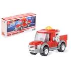 Конструктор «Пожарная машина», 85 деталей