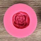 """Молд силиконовый 5х2 см """"Маленькая роза"""""""