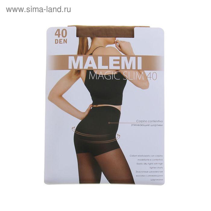 Колготки женские MALEMI Magic Slim 40 (daino, 3)