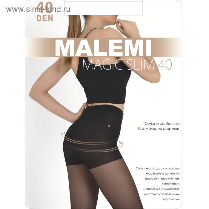 Колготки женские MALEMI Magic Slim 40 (daino, 4)