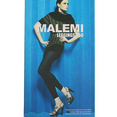Легинсы MALEMI Leggings 250 (grafite, 3)