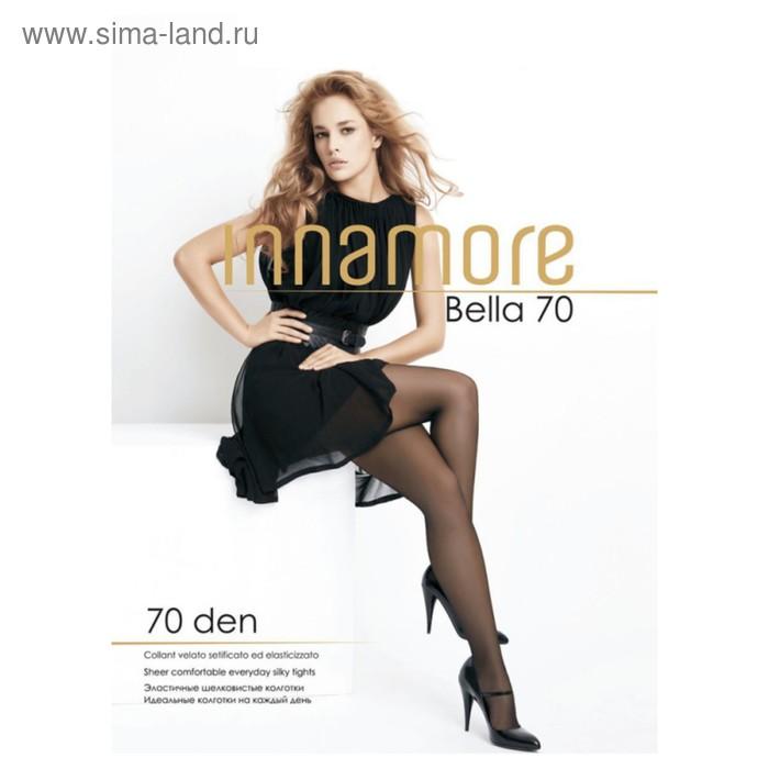 Колготки женские INNAMORE Bella 70 (nero, 3)