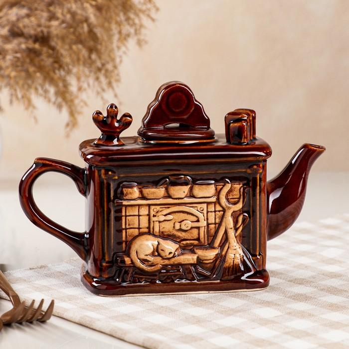 "Чайник ""Камин"" 0,5 л"